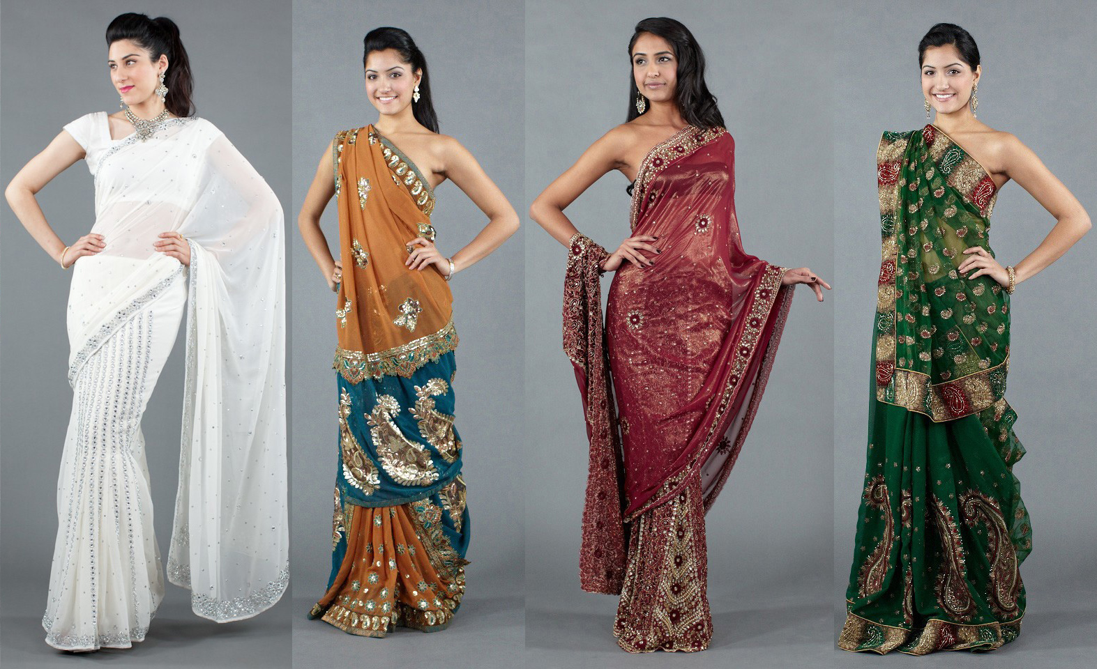 Indian Clothing History Gallery