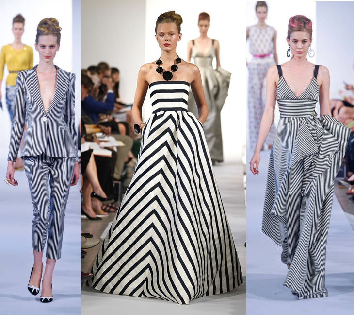 2013 fashion trends runway