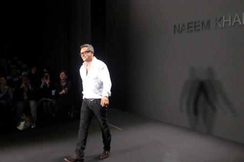 naeem khan nyfw 2013 finale