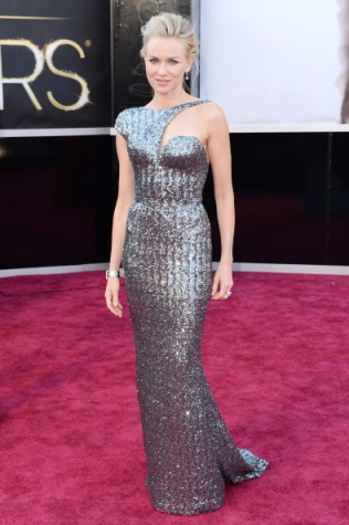 best actress nominee naomi watts 2013 oscars dress