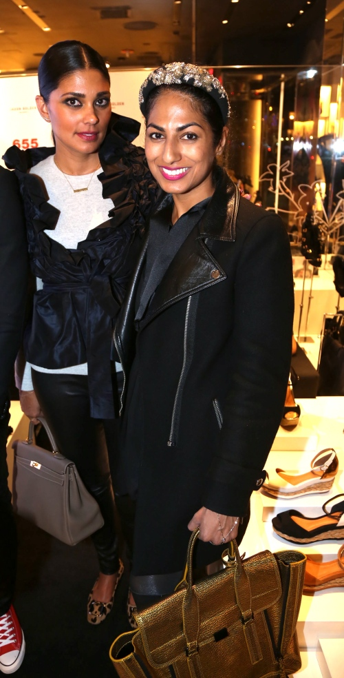 rachel roy new york fashion week fall 2013 backstage photos