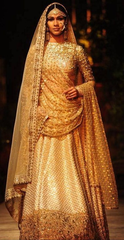 Sabyasachi's show at Delhi Couture Week