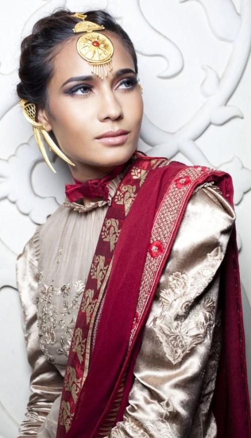 Anju Modi Delhi Couture Week