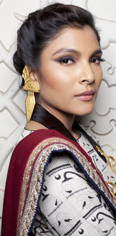 Anju Modi at Delhi Couture Week
