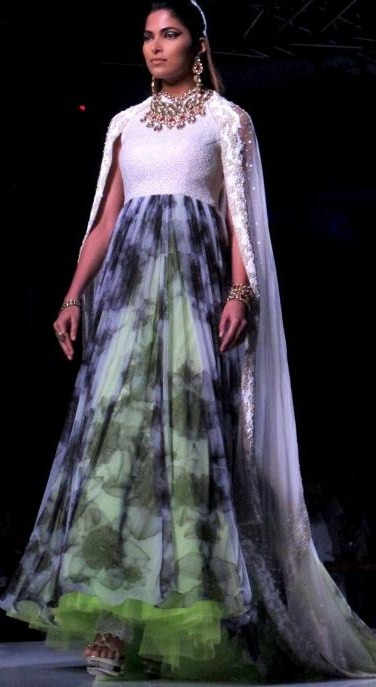 Satya Paul's Demi Couture show