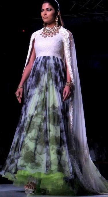 Satya Paul's Demi Couture show