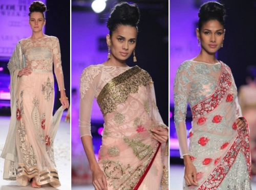 Varun Bahl at Delhi Couture Week