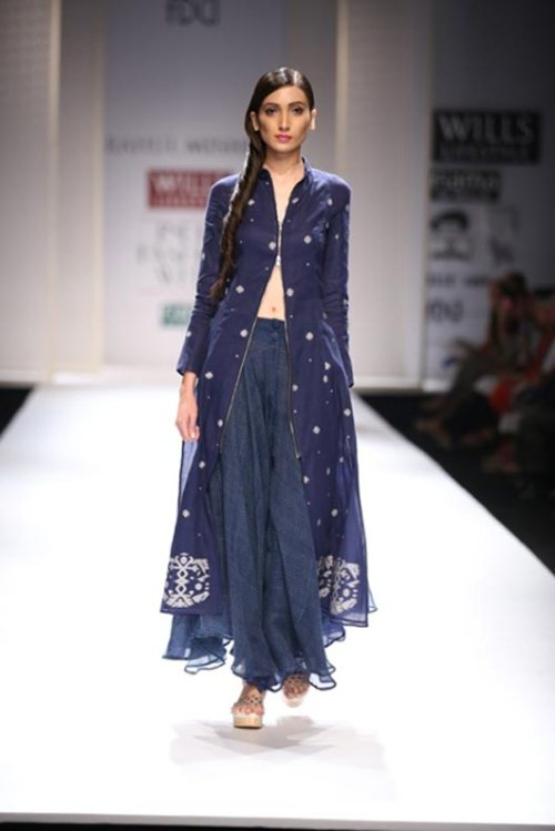 rahul mishra at WIFW SS14