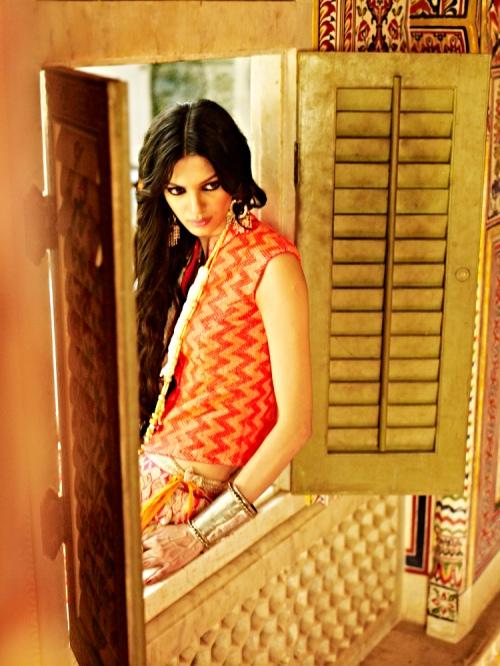 Anita Dongre's Jaipur Bride