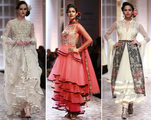 Falguni & Shane Peacock bridal collection