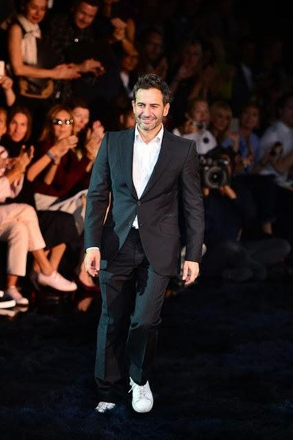 Marc Jacob's last Louis Vuitton show