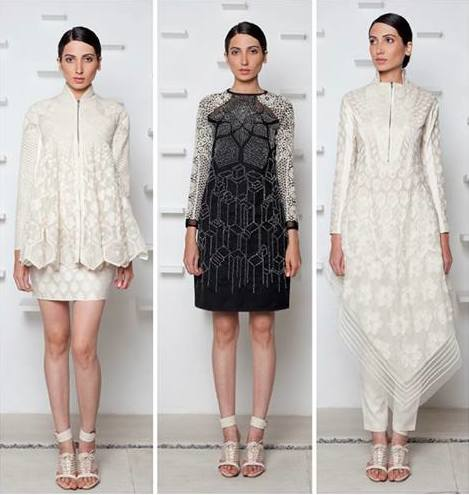 Rahul Mishra Woolmark Prize collection