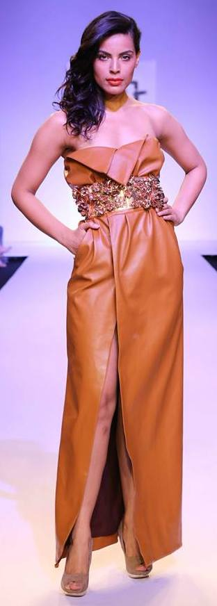 Nikhil Thampi's Untamed at LFW 2014
