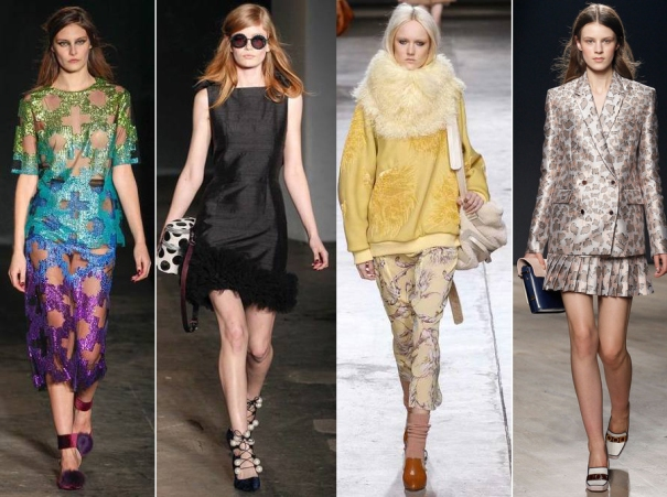 Top looks from London Fashion Week
