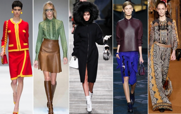 Top looks from Milan Fashion Week
