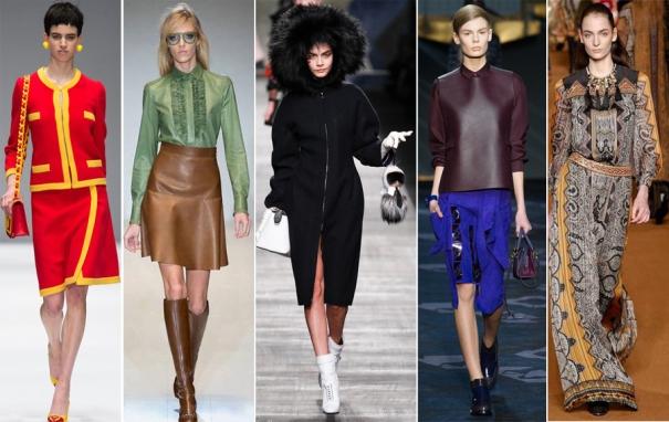 Top looks from Milan Fashion Week