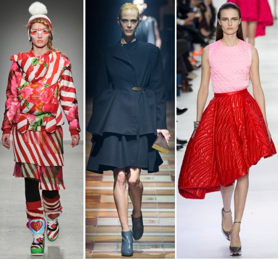 Top looks from Paris Fashion Week