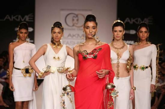 Mrinalini Chandra at LFW2014