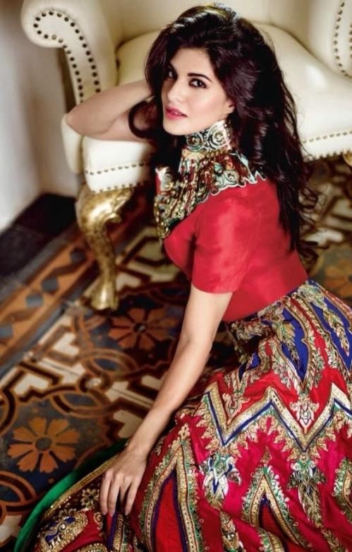 Jacqueline Fernandez in Femina