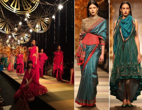 Tarun Tahiliani at WIFW AW'14