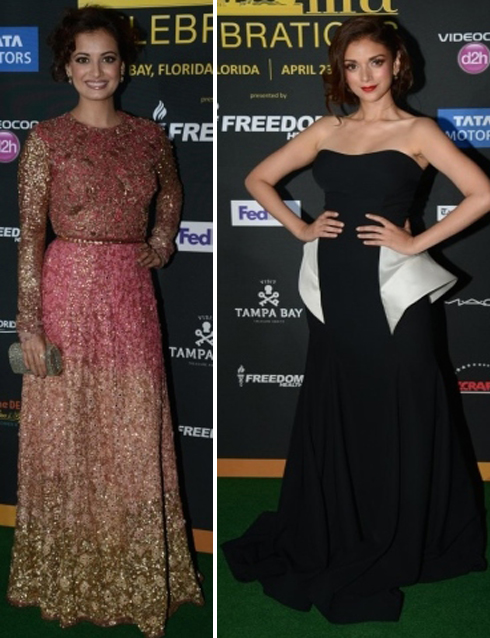IIFA red carpet