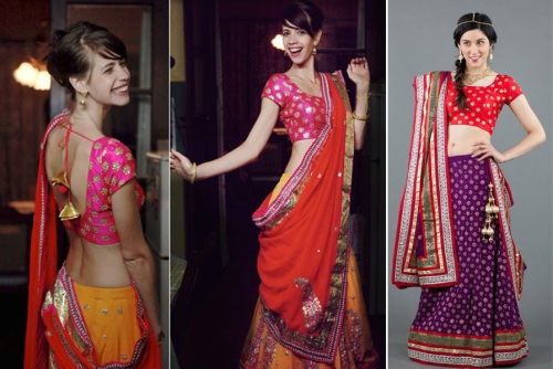 kalki's best indian looks