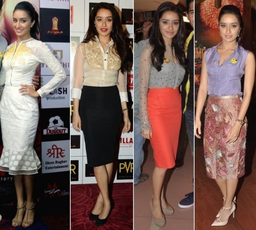 Style File: Shraddha Kapoor