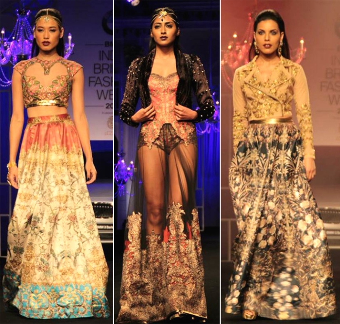 India Bridal Fashion Week 2014