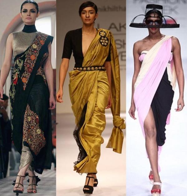draped-sari
