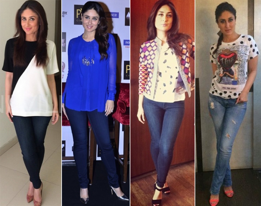 Kareena Kapoor In Jeans And Top 2013 | www.pixshark.com ...