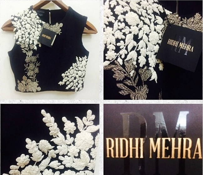 Ridhi Mehra crop tops