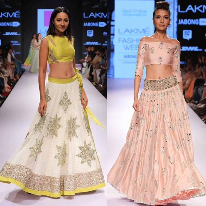 L to R: Anushree Reddy and Payal Singhal