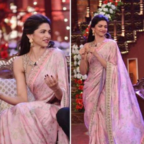 Deepika in Anushree Reddy
