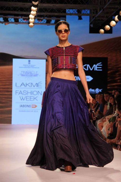 The new lehenga