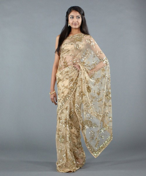 S-10-A-W_Sequined-Saree_1_7